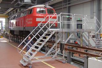 High Quality Vehicle Maintenance Platform