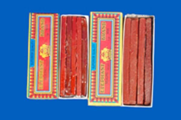SEALING WAX RED COLOUR BY INDIAN WAX INDUSTRIES