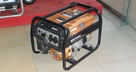 gasoline generator and diesel generator