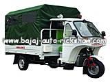 Bajaj Auto Rickshaw ambulance emergency motor tricycle BA250ZK-J