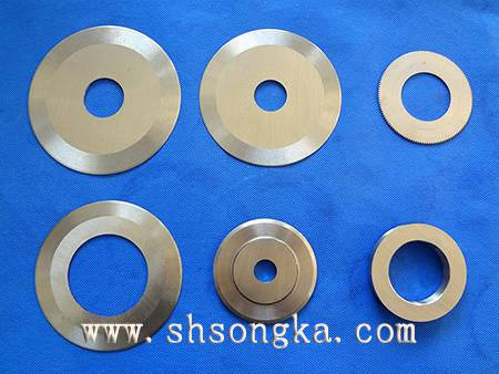 Pipe cutting machine circular blade, liner cutting round blade