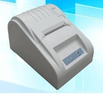 2'' 58mm usb/parallel port mini thermal receipt printer pos printer , White color