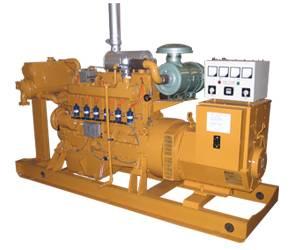 135 Small Power Generator (24~200Kw)