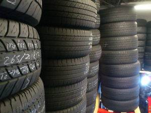 Used Tires Available