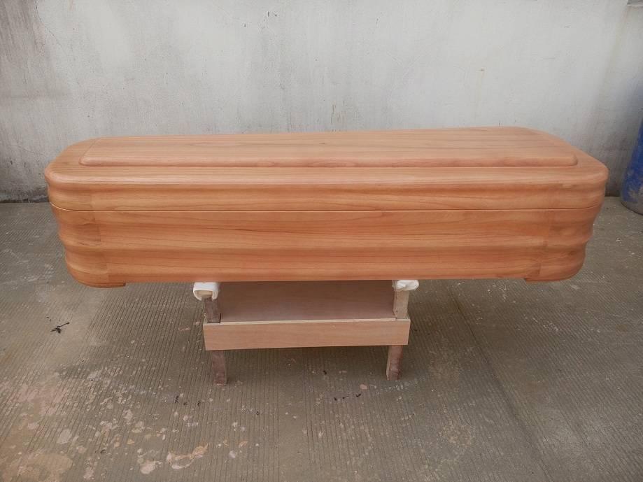 spanish coffin