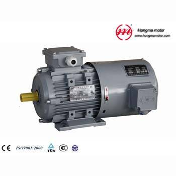 YVP Series Three Phase Frequency -Variable & Speed-Regulation ac Motor
