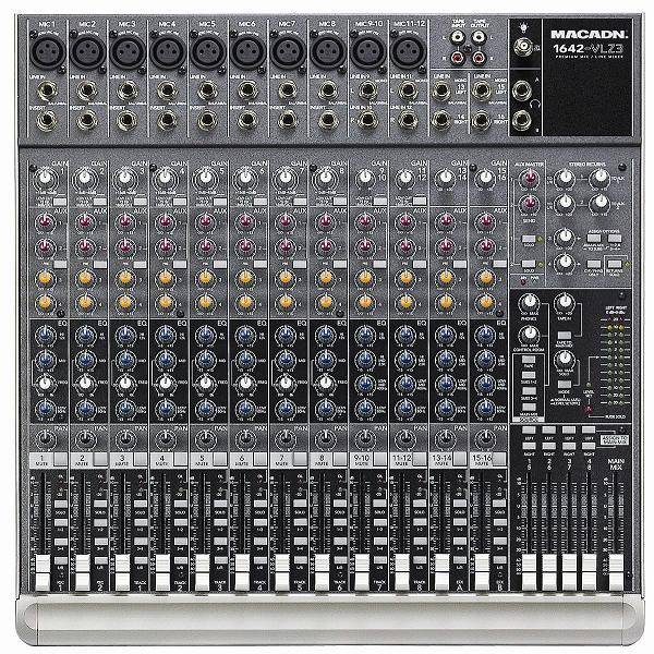 16 CHANNEL Pro-audio mixer 1642-VLZ3