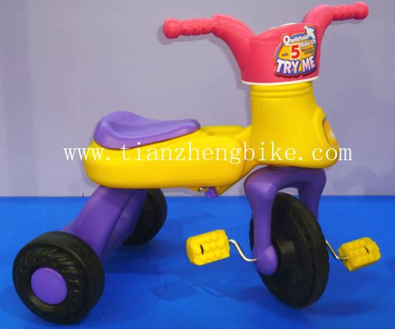 2013-hot sale boy like kids tricyce children bicycle with music
