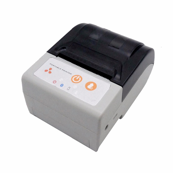 2inch autocutter mobile bluetooth portable thermal receipt printer