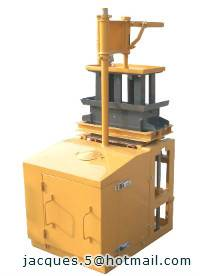 Paving Block Moulding Machine