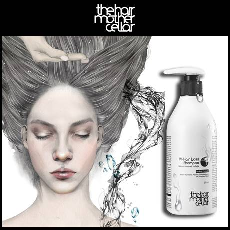 W-Hair Loss Shampoo