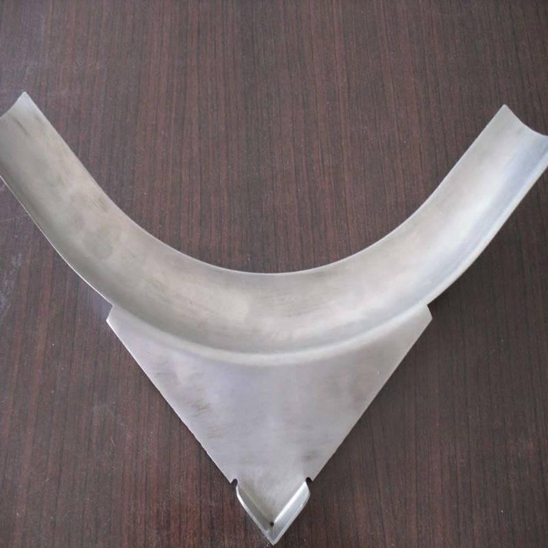 sheet bend metal stamping part