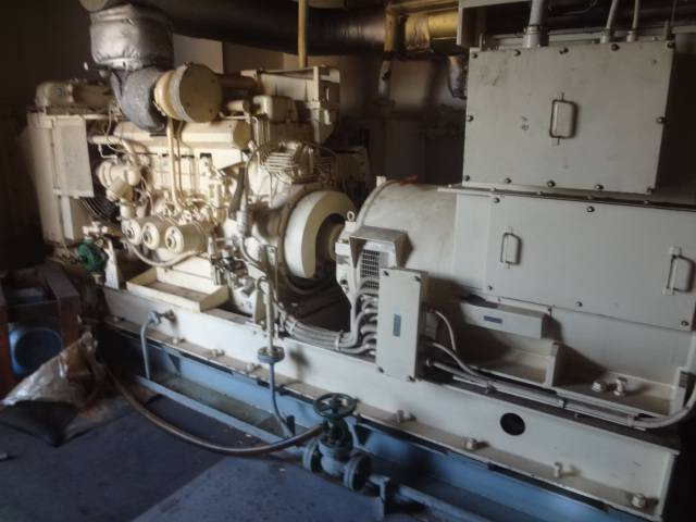 for sale MITSUBISHI S6B-MPTE diesel engine