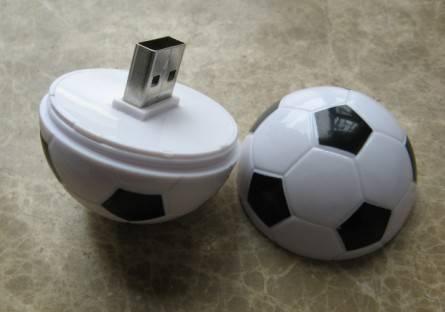 Football usb flash disk