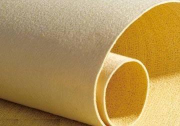 Kevlar (aramid) Nomex Needle Felt filter cloth for Asphalt filter
