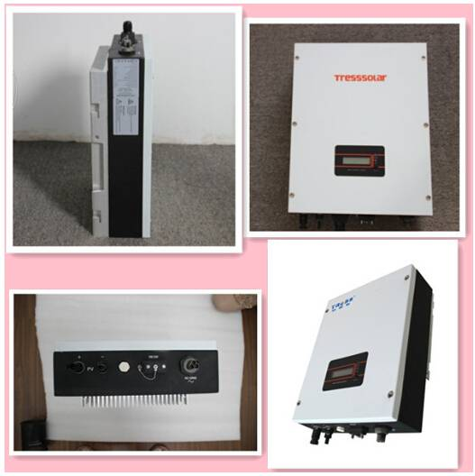 3000w single phase solar power inverter for on grid solar system