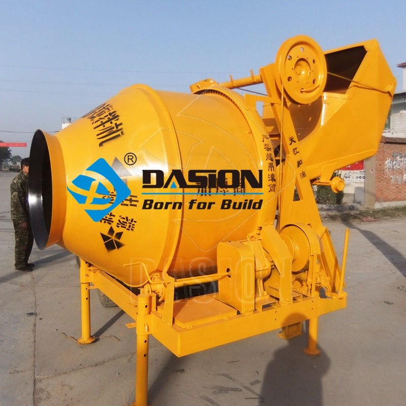 looking for agent for concrete mixer