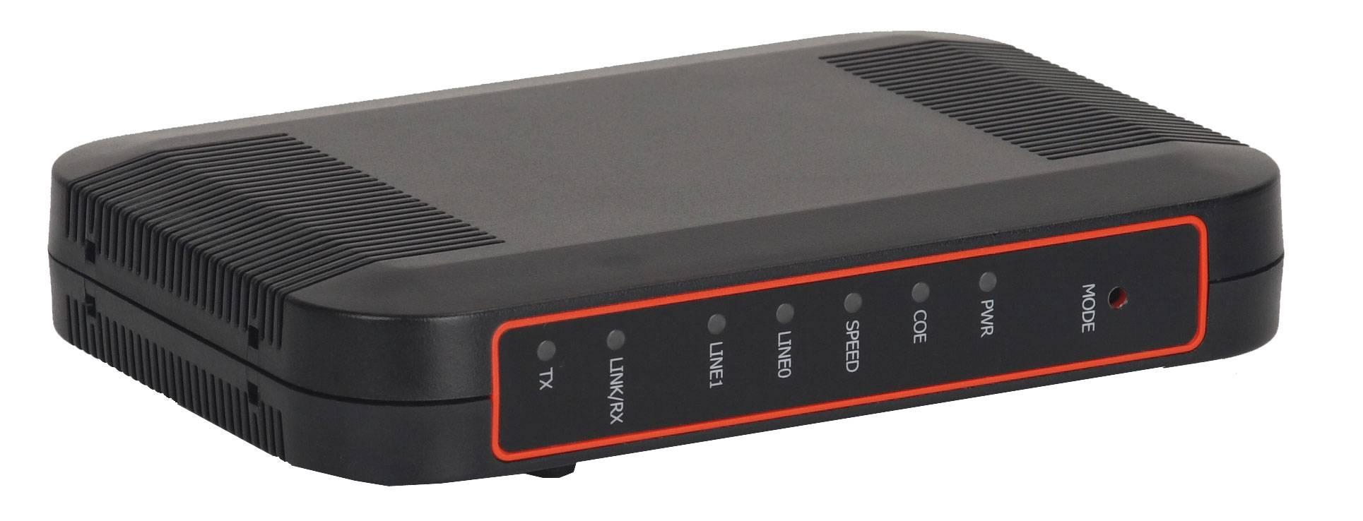 N50 SHDSL Modem