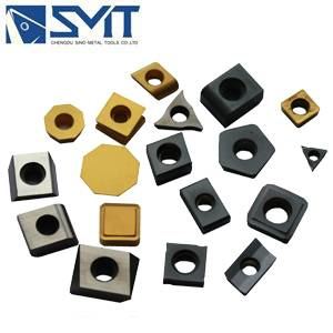 High -Feed and High Speed Carbide Milling Inserts-CNE44