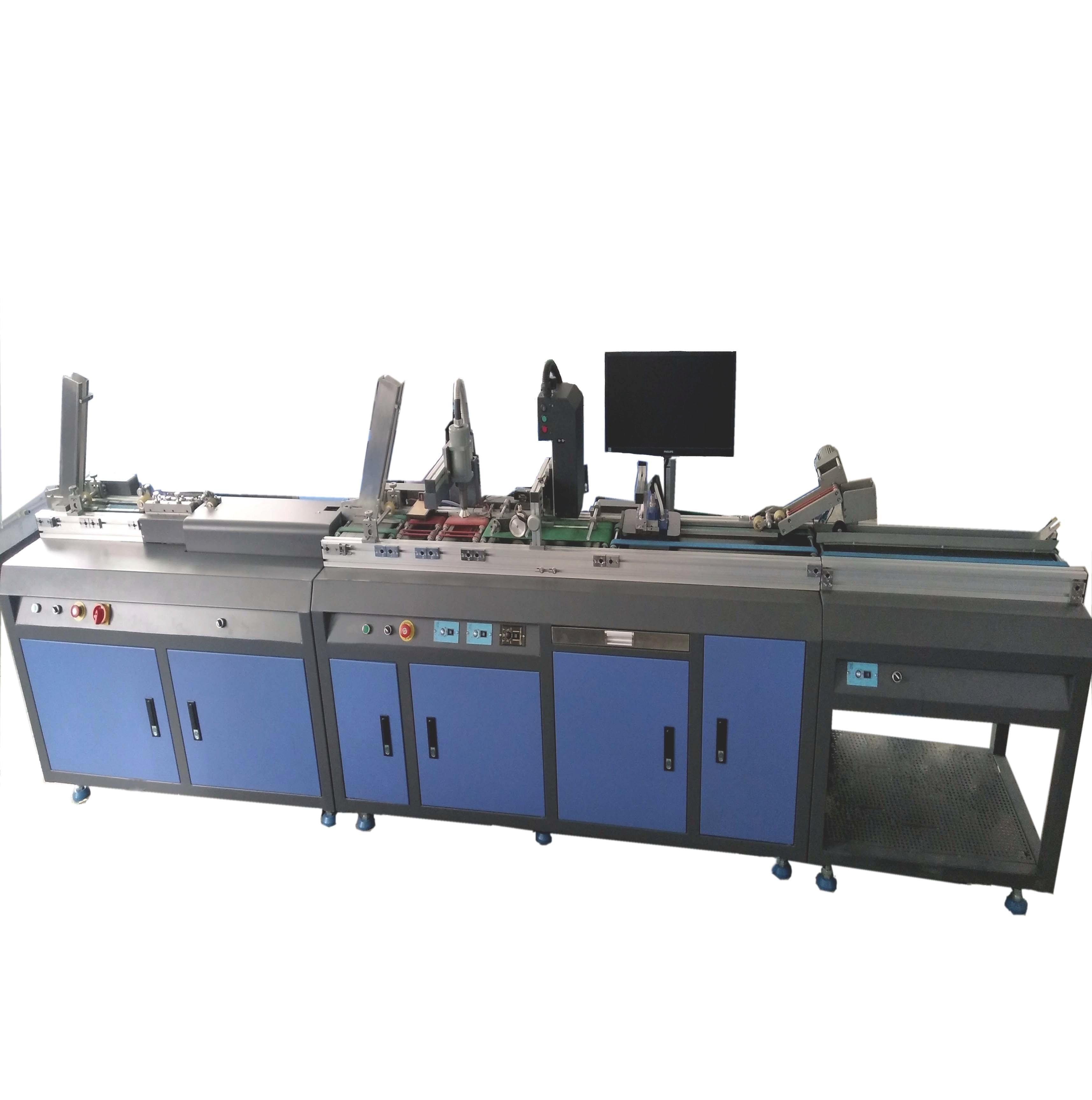 Card DOD personalization machine YEDU-2A