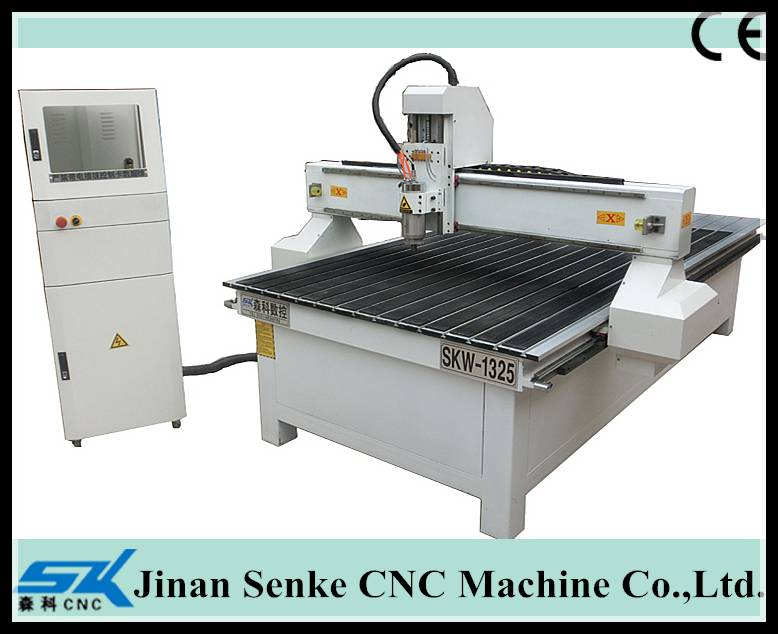 china cnc cut machine PVC plastic woodworking table router