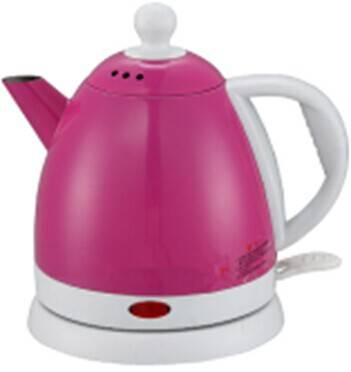 electric kettle in Stainless steel material