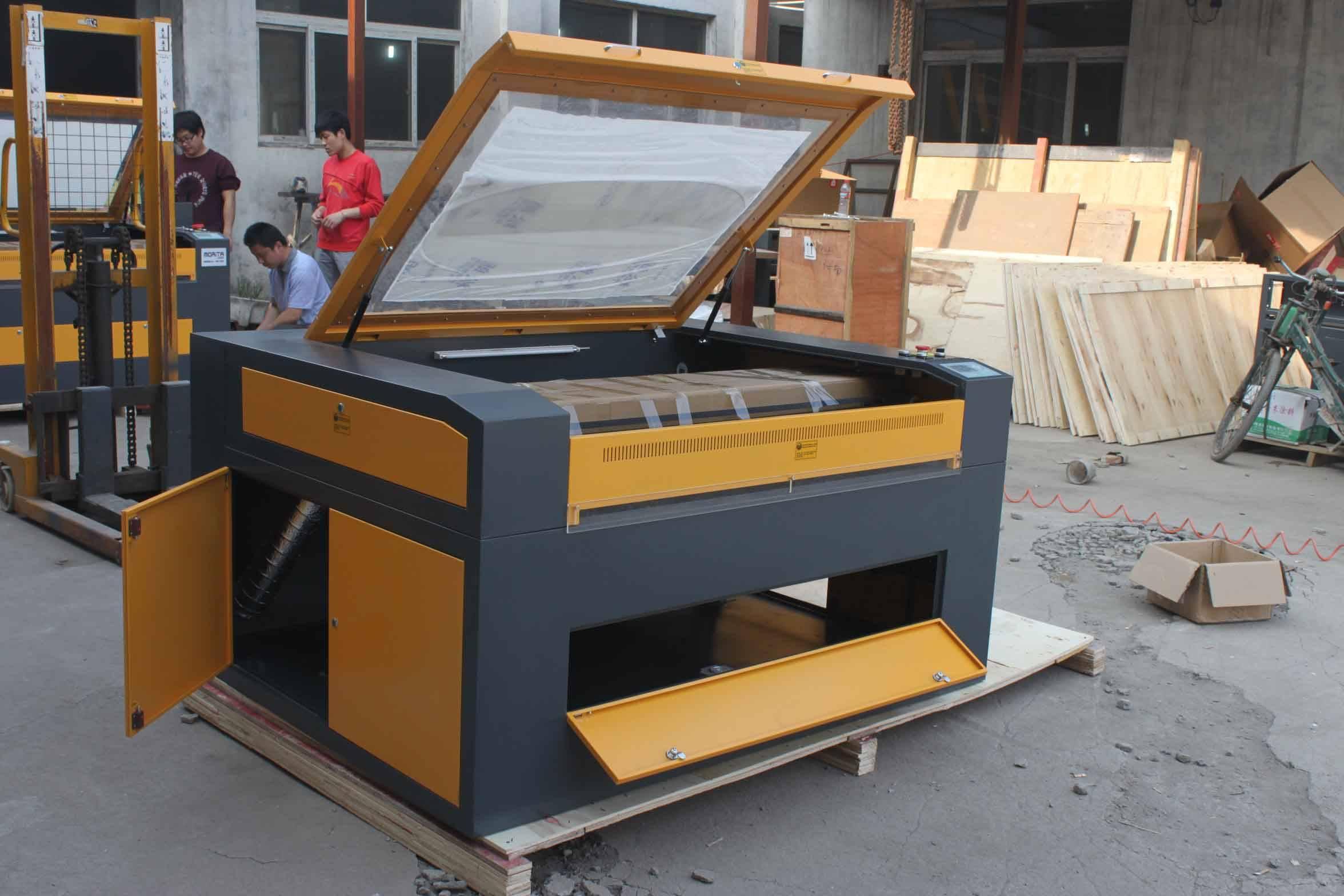 Best price laser engraver machine JD6090