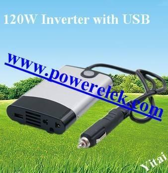130W 120W 100W 75W MINI CAR POWER INVERTER (Promotion)