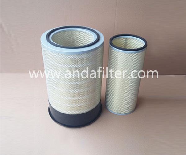 Air Filter For FAW Truck AF25812+ AF25813