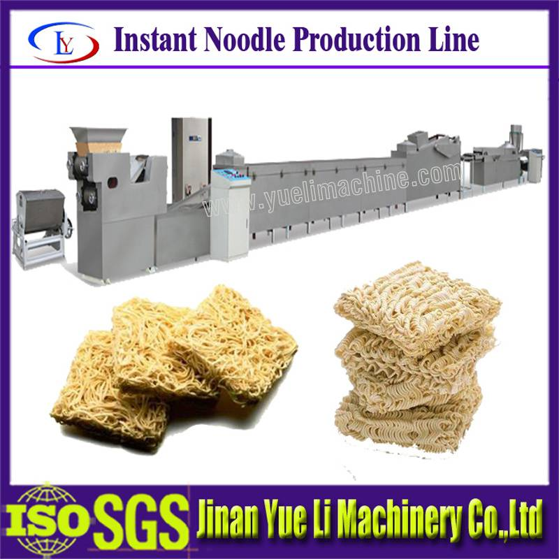 Hot sell Instant noodle production line/Food machine
