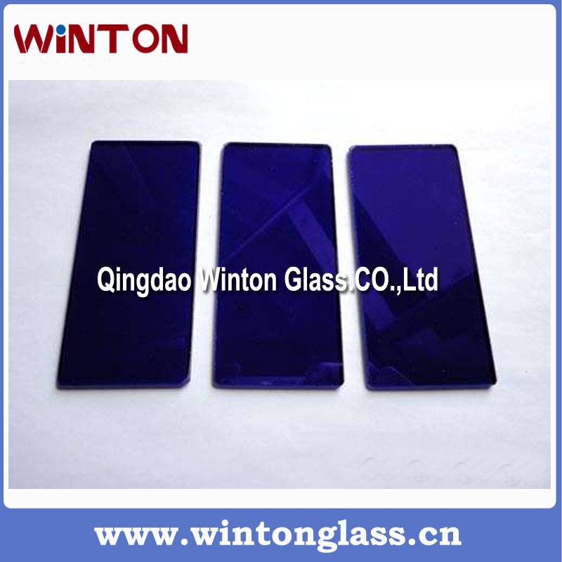 Winton Filter Welding Cobalt Glass