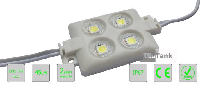 ABS LED light module drive in DC12V