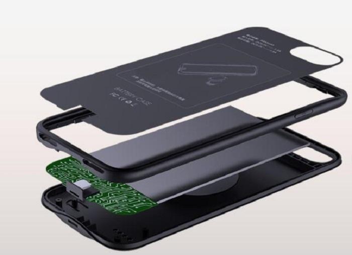 Ultra Slim Battery Case