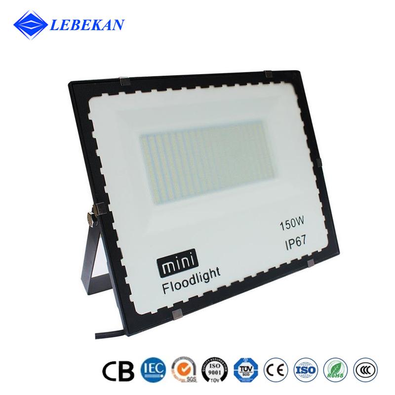 High quality module waterproof reflector 100w 150w 200w exterior led floodlight