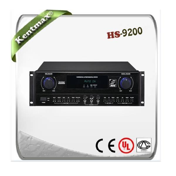 Sell HS-9200 karaoke KTV amplifier
