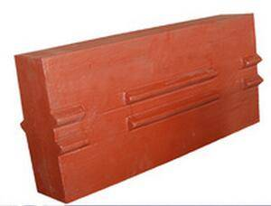 Impact Blow Bars for impact crusher parts