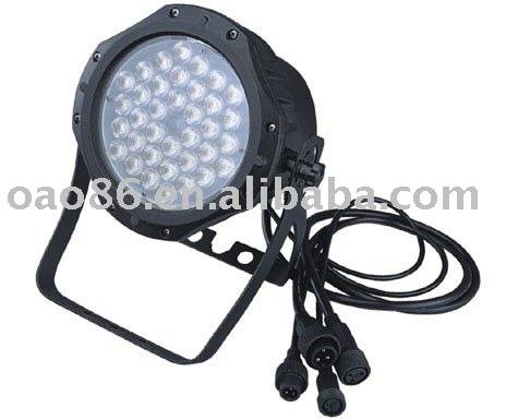 LED201,high power waterproof LED PAR light