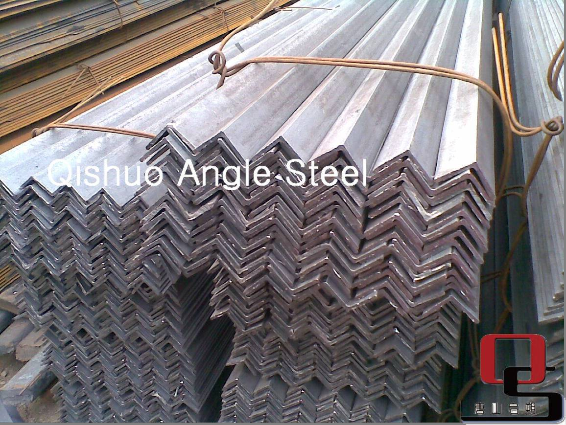 Q235,SS400 hot rolled angle iron
