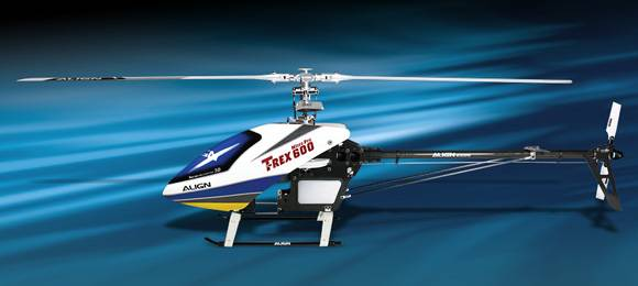 ALIGN T-REX 600 Nitro Limited Edition RC Helicopter