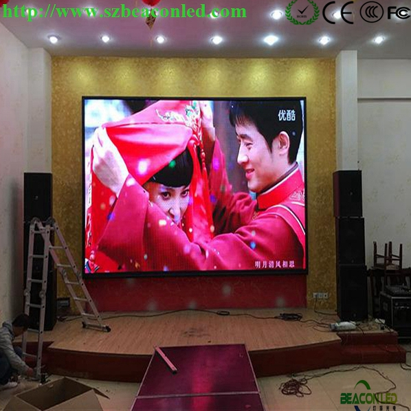 selling indoor full color LED display screen