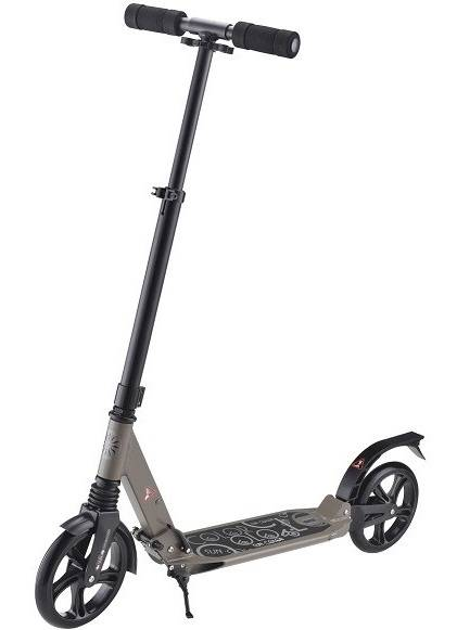 2 wheel adult scooter