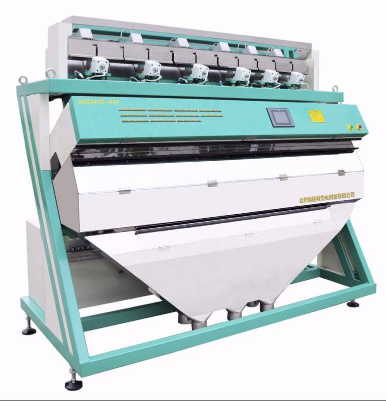 Rice Color Sorter For Various Kinds Of Rice Sorting