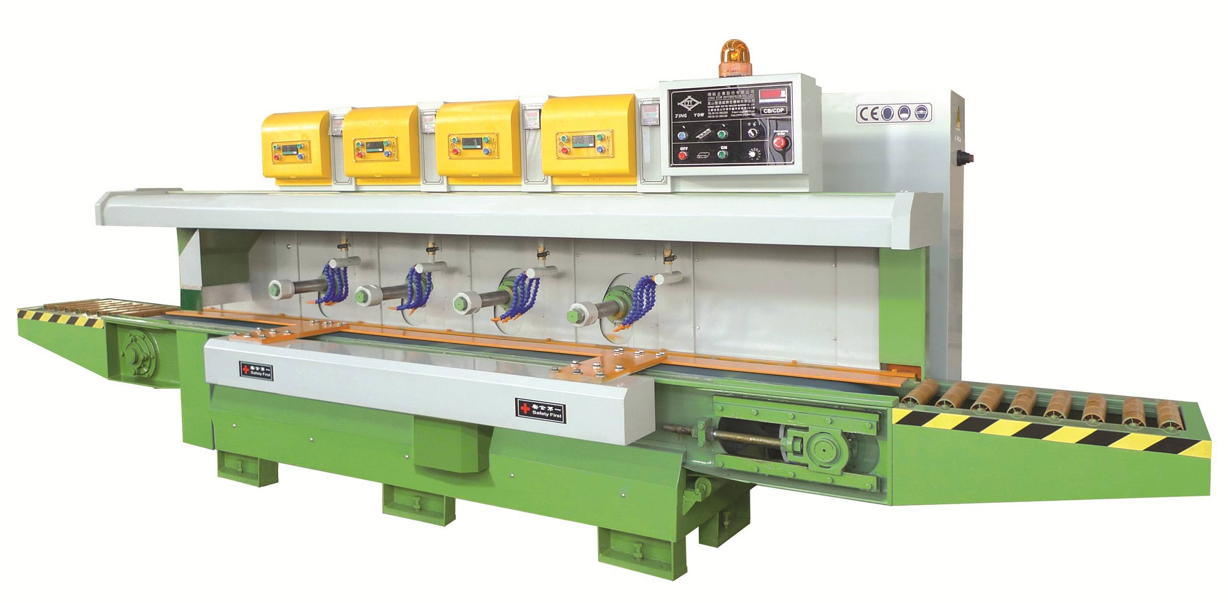 4 Heads Line Processing Machine(Molding) CB/CDP-4