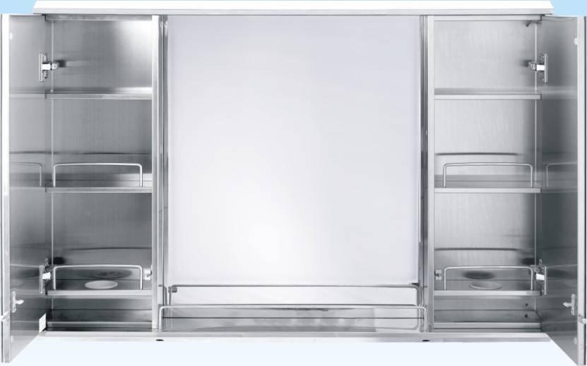 Marine mirror cabinet DM1050