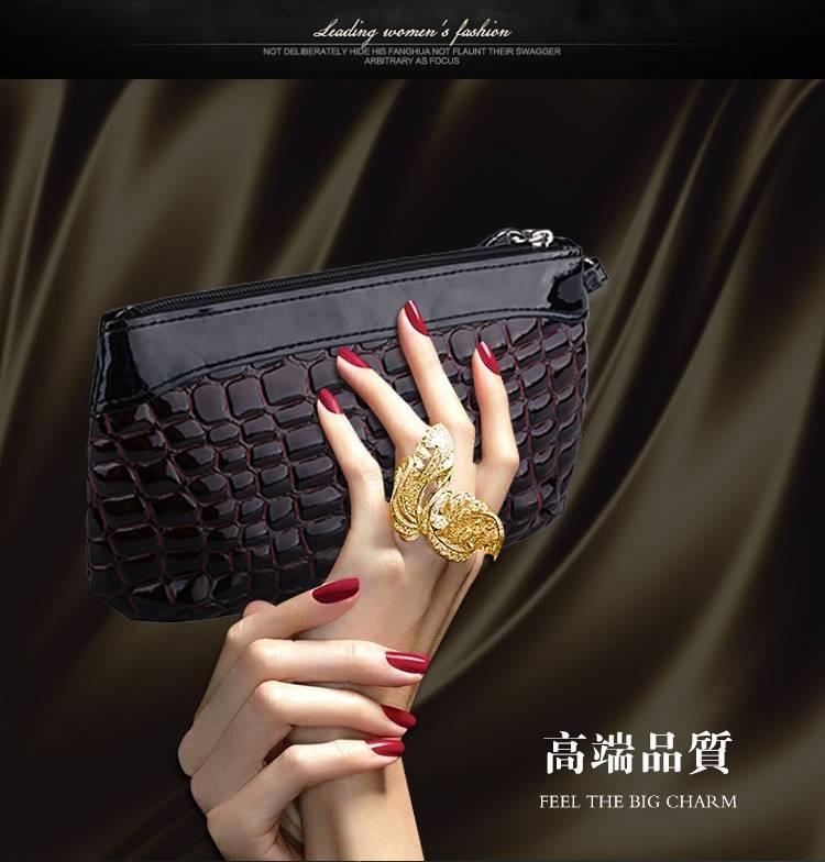 Wholesale Cheap Price Wristlet Organizer Women Wallets Large Phone Bag