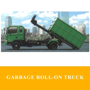 Special Machinery & Equipment[car / REFUSE COLLECTOR-ROLL-ON TRUCK]