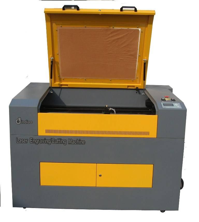Cylinder/Round materials Laser Engraving Machine