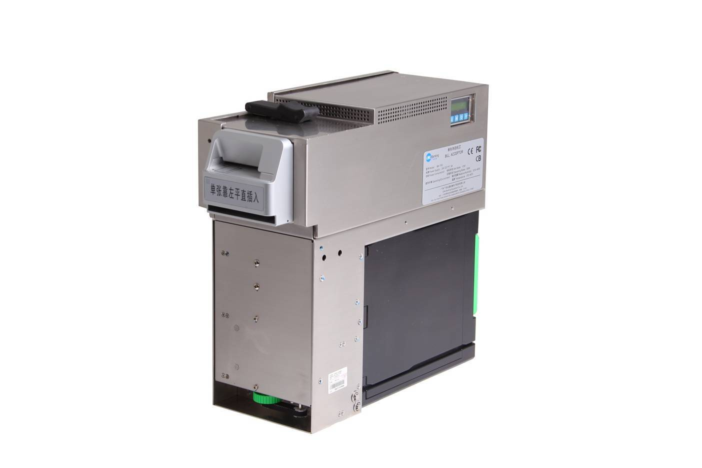 Banknote Acceptor Module for ATM