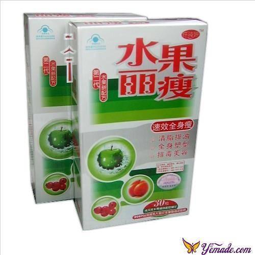 sell Body Slim Fruit Beauty Slimming