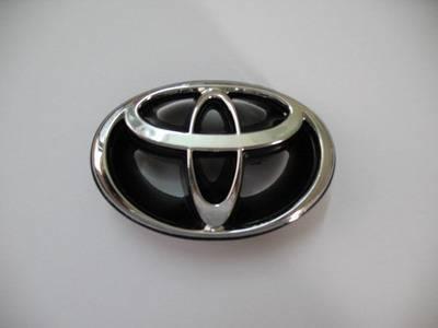 Toyota car Grille emblem car logo chromed emblem